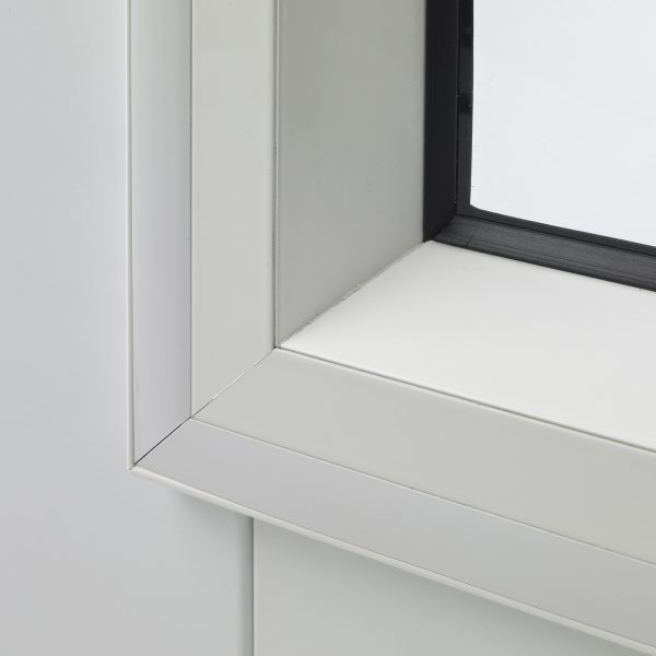 Clamp Frame Window