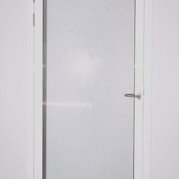 Flush Glazed Clean Room Door