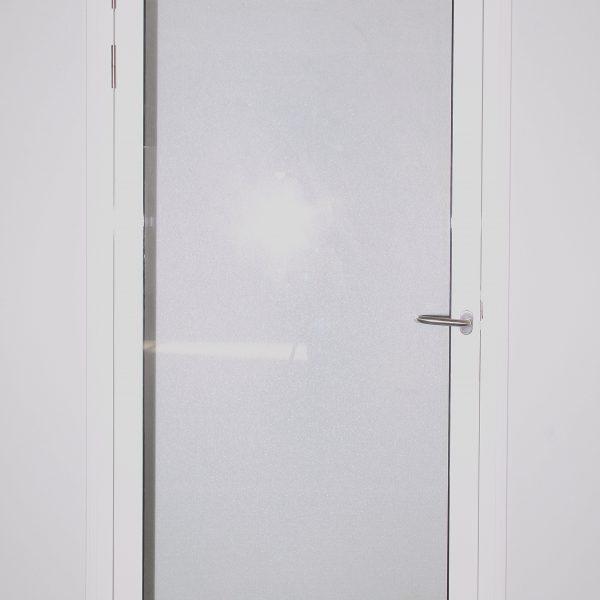 Flush Glazed Clean Room Door