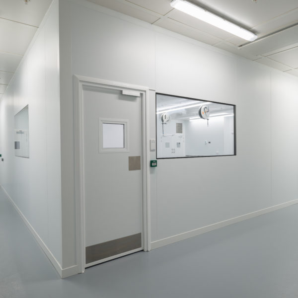 Puracore Clean Room Panels