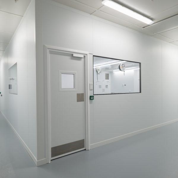 Puracore Clean Room Panels