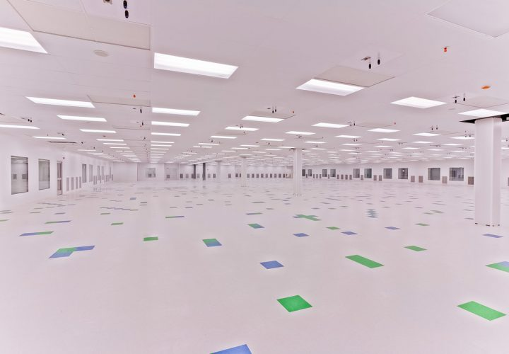 ISO 8 Clean Room at MicroVention