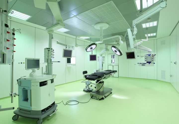 Surgical and Medical Clean Rooms