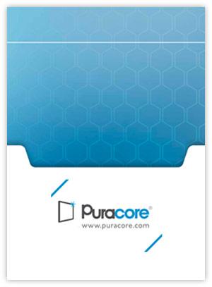 Puracore brochure cover