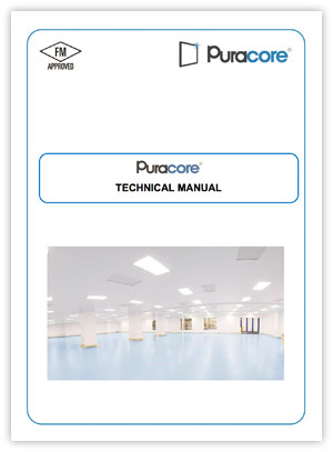 Puracore Technical Manual cover