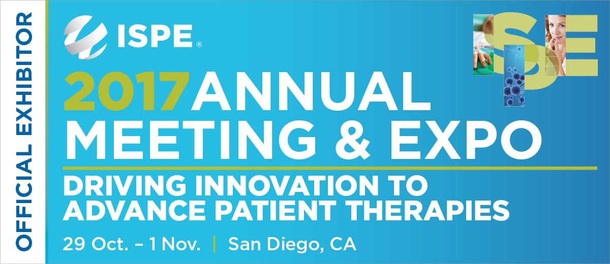 ISPE 2017 Annual Meeting