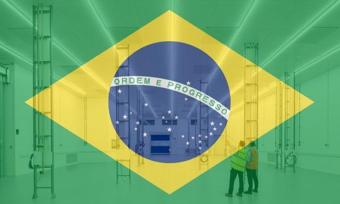 Puracore Clean Rooms - Brazil