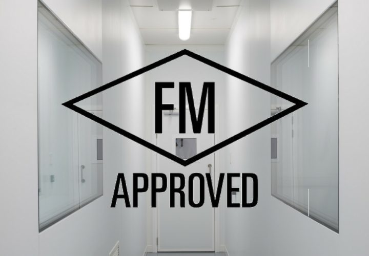FM Approved Clean Room
