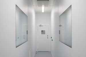 PVC Laminate Clean Room