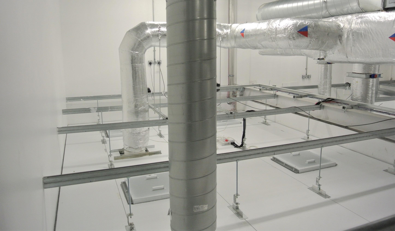 Cleanroom Ceiling
