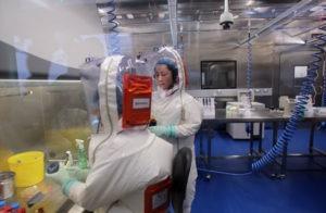 BSL 4 Laboratory