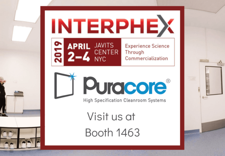 Puracore at Interphex